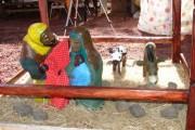 Weihnachtsfeier im Januar 2013 bei Ethiopia Arise